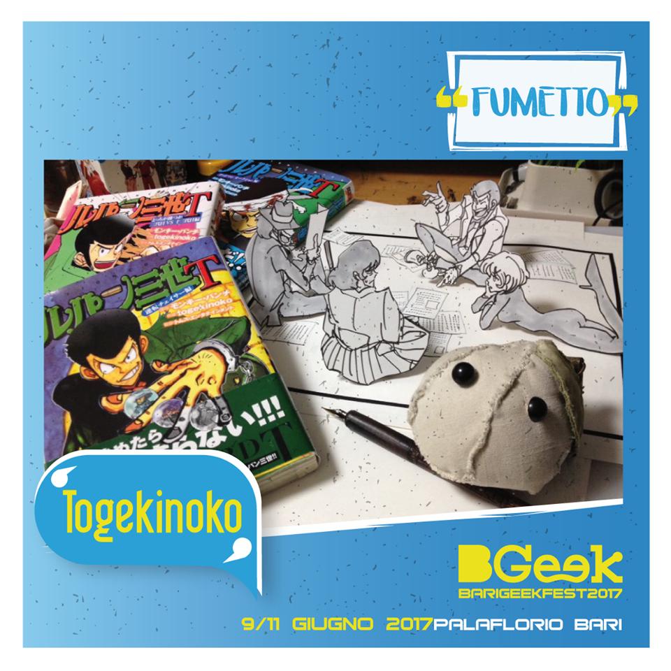 Togekinoko