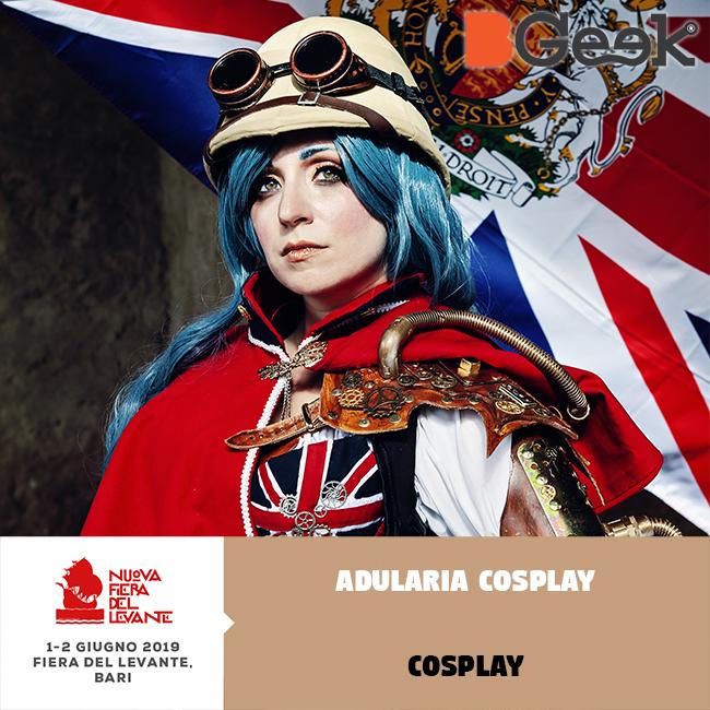 Adularia Cosplay