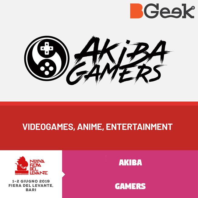 Akiba Gamers