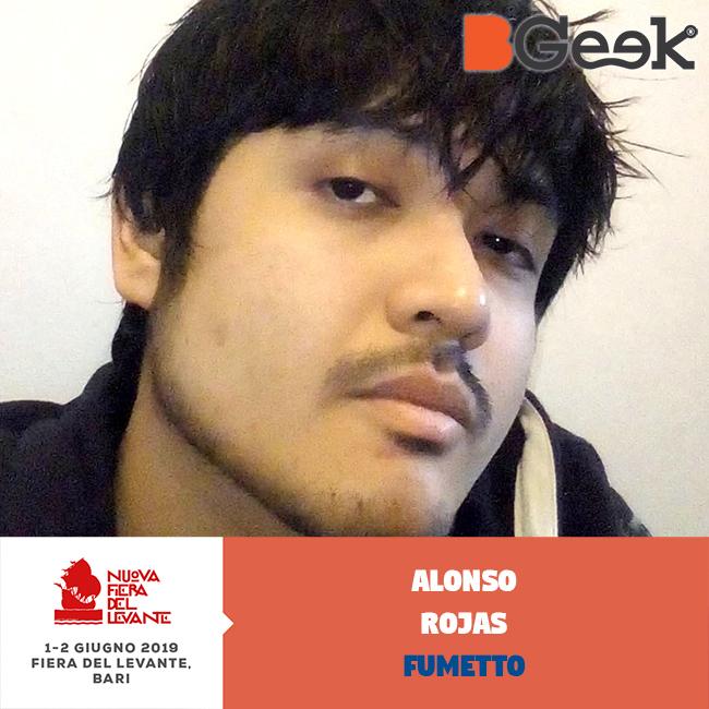 Alonso Rojas