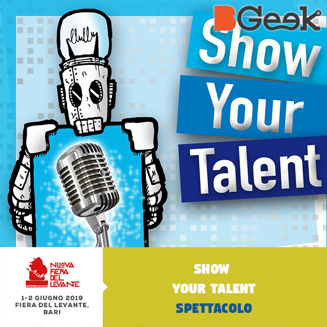 Show your talent!